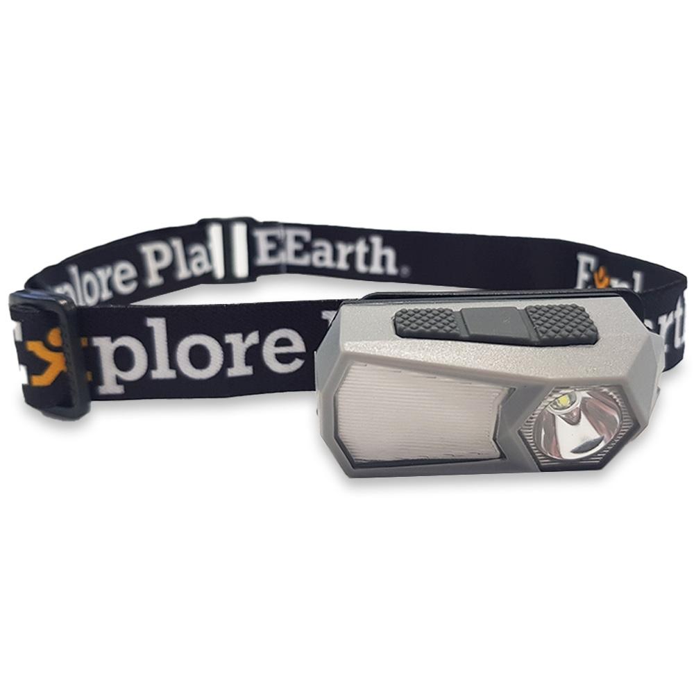 Explore Planet Earth LENZ120 Headlamp