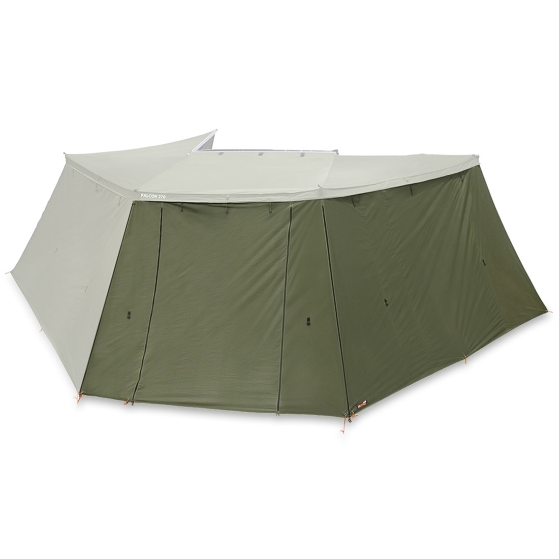 23 ZERO Peregrine 270 Awning Wall A Driver Side