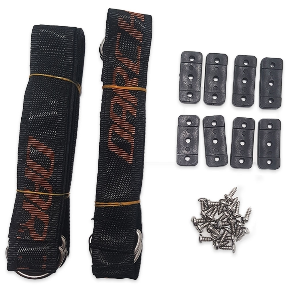 Darche Roof Top Tent Strap Kit & Mounting Components