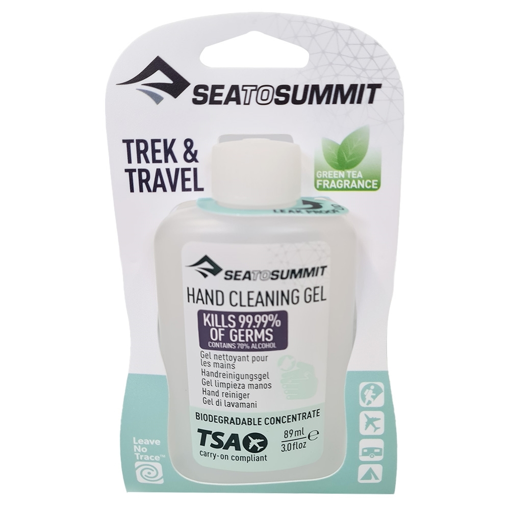 Sea to Summit TSA Hand Cleaning Gel Sanitiser 89 ml
