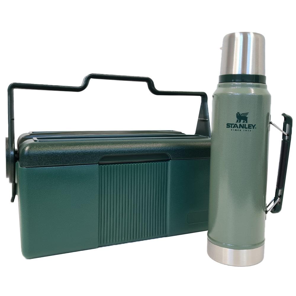 Stanley Lunchbox Cooler & Bottle Combo