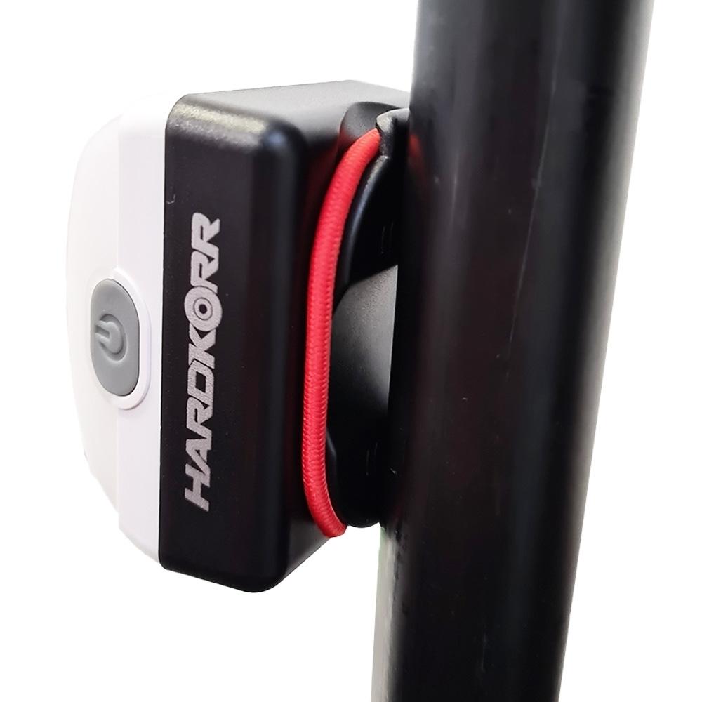 Hard Korr Dual Colour Universal LED Lantern with Lithium Battery - Inbuilt magnet