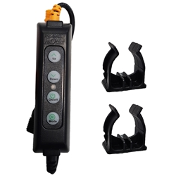 Hard Korr Tri-Colour Dimmer Switch
