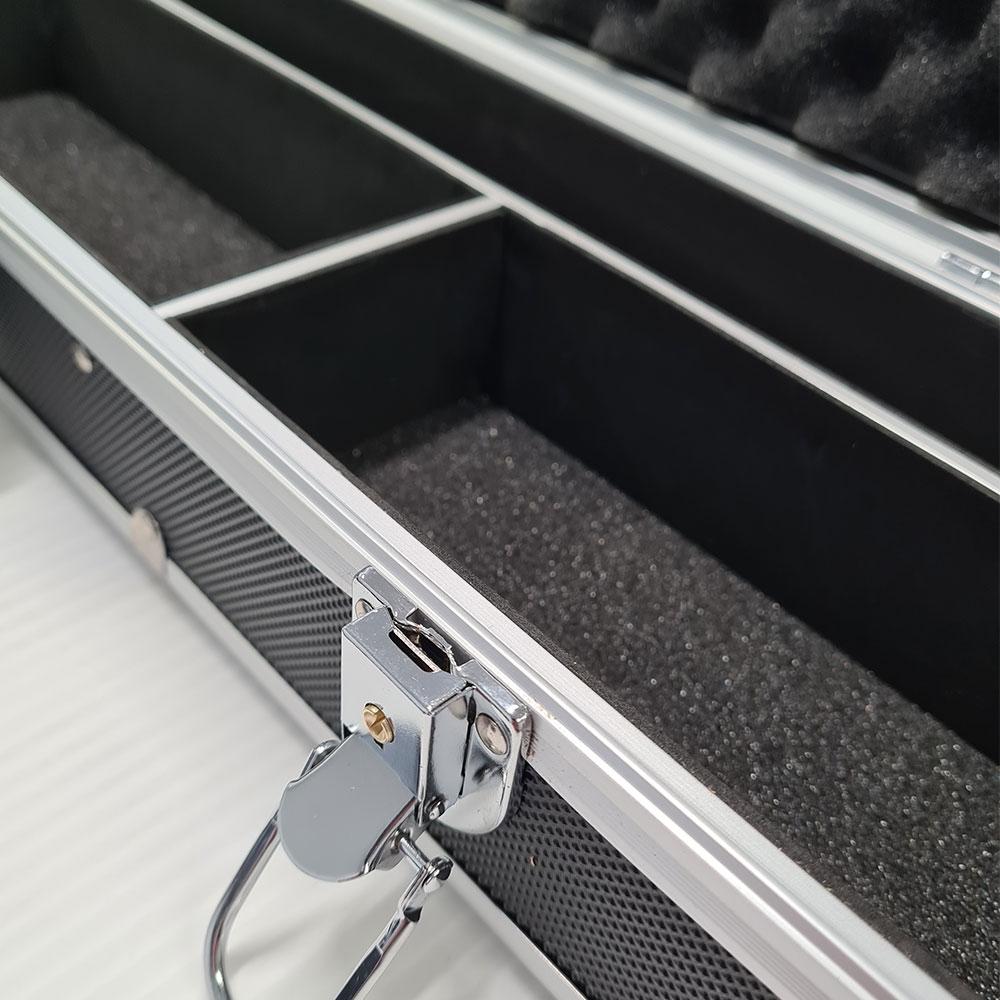 Hard Korr 4 Bar LED 3 Colour Camp Light Kit - Carry Case
