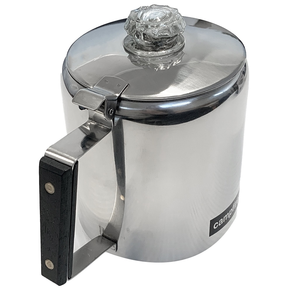 Campfire Coffee Percolator 5 Cup - Kettle