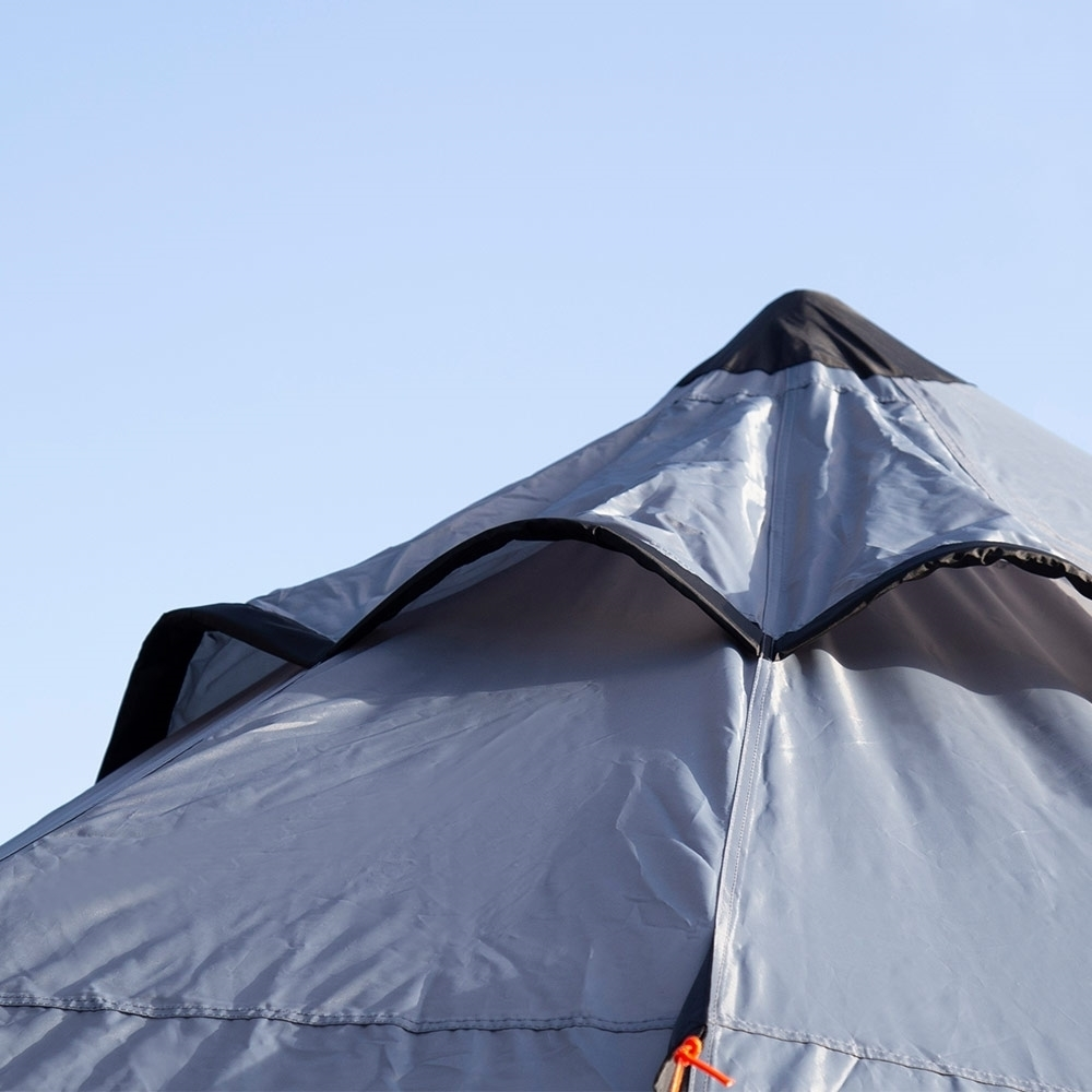 EPE Bellbird Glamping Tent Grey - Roof Vent