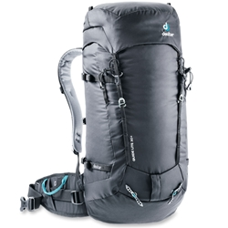 Deuter Guide Lite 30+ Alpine Backpack Black