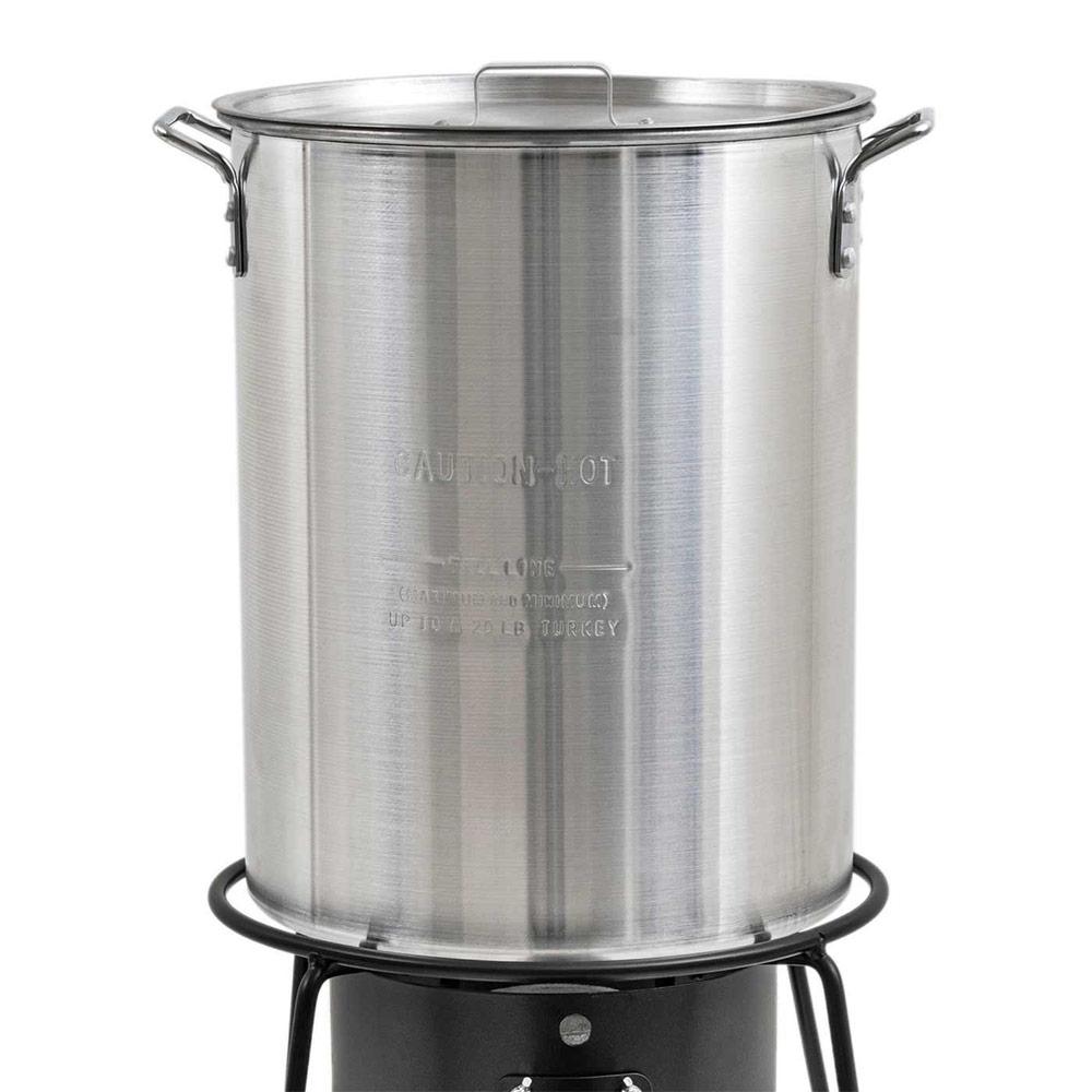Gasmate High Output Cooker & Pot Set - 20 Litre Stock Pot