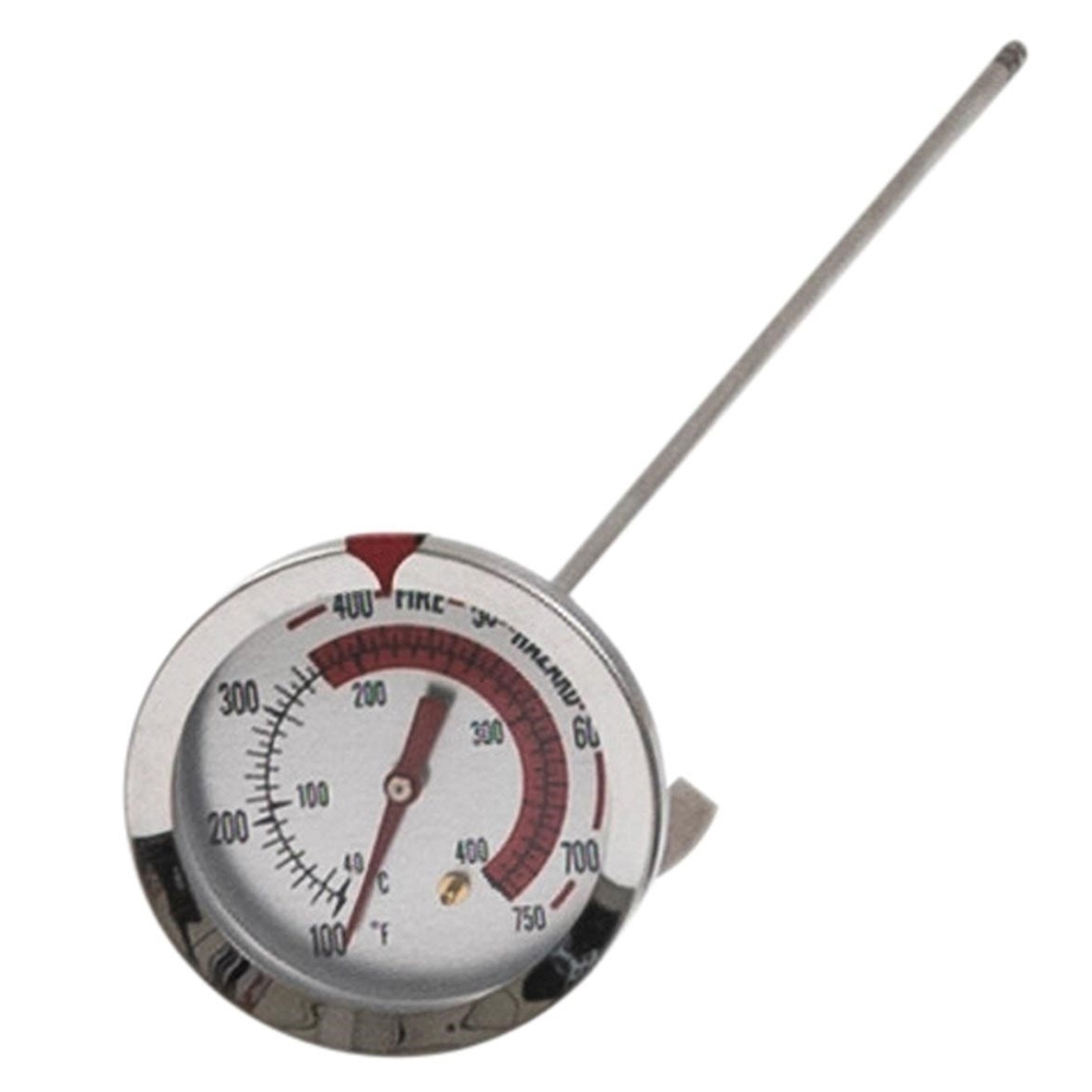 Gasmate High Output Cooker & Pot Set - Thermometer
