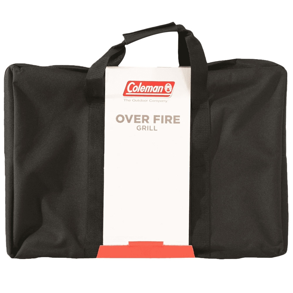 Coleman Over Fire Half Grill - Bag