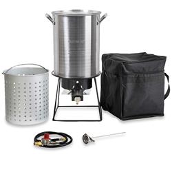 Gasmate High Output Cooker & Pot Set