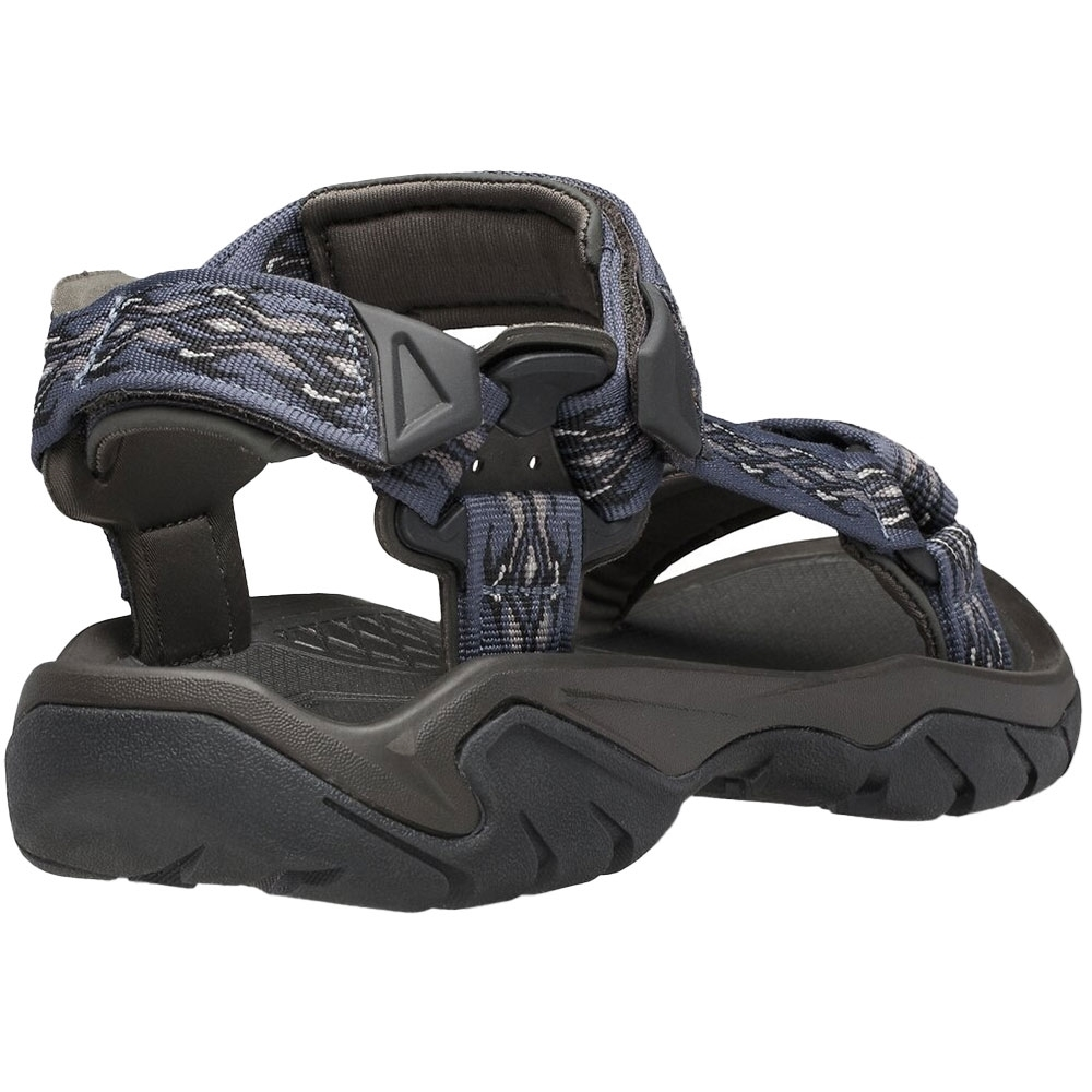 Teva Terra Fi 5 Universal Men's Sandal easy hook-and-loop closure