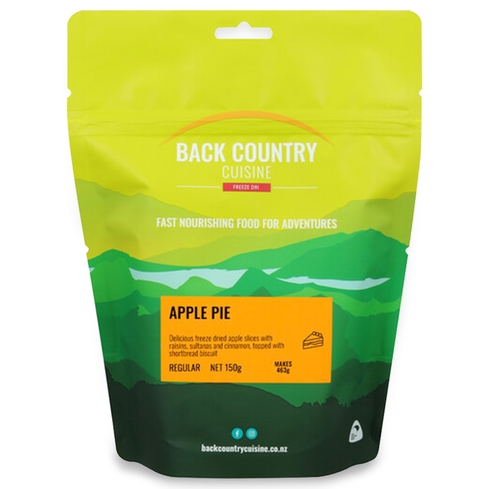Back Country Cuisine Apple Pie 150g