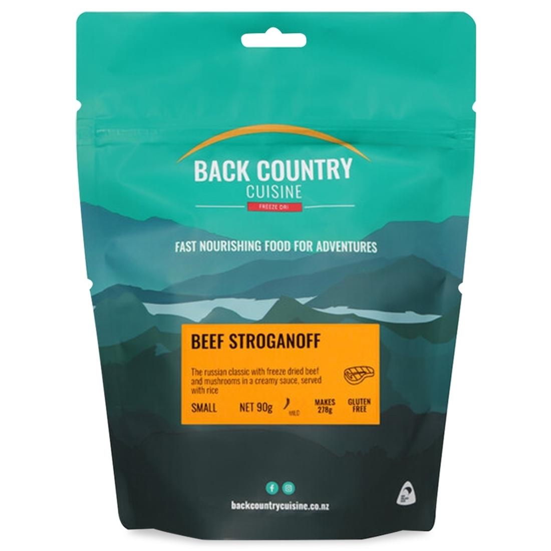 Back Country Cuisine Beef Stroganoff