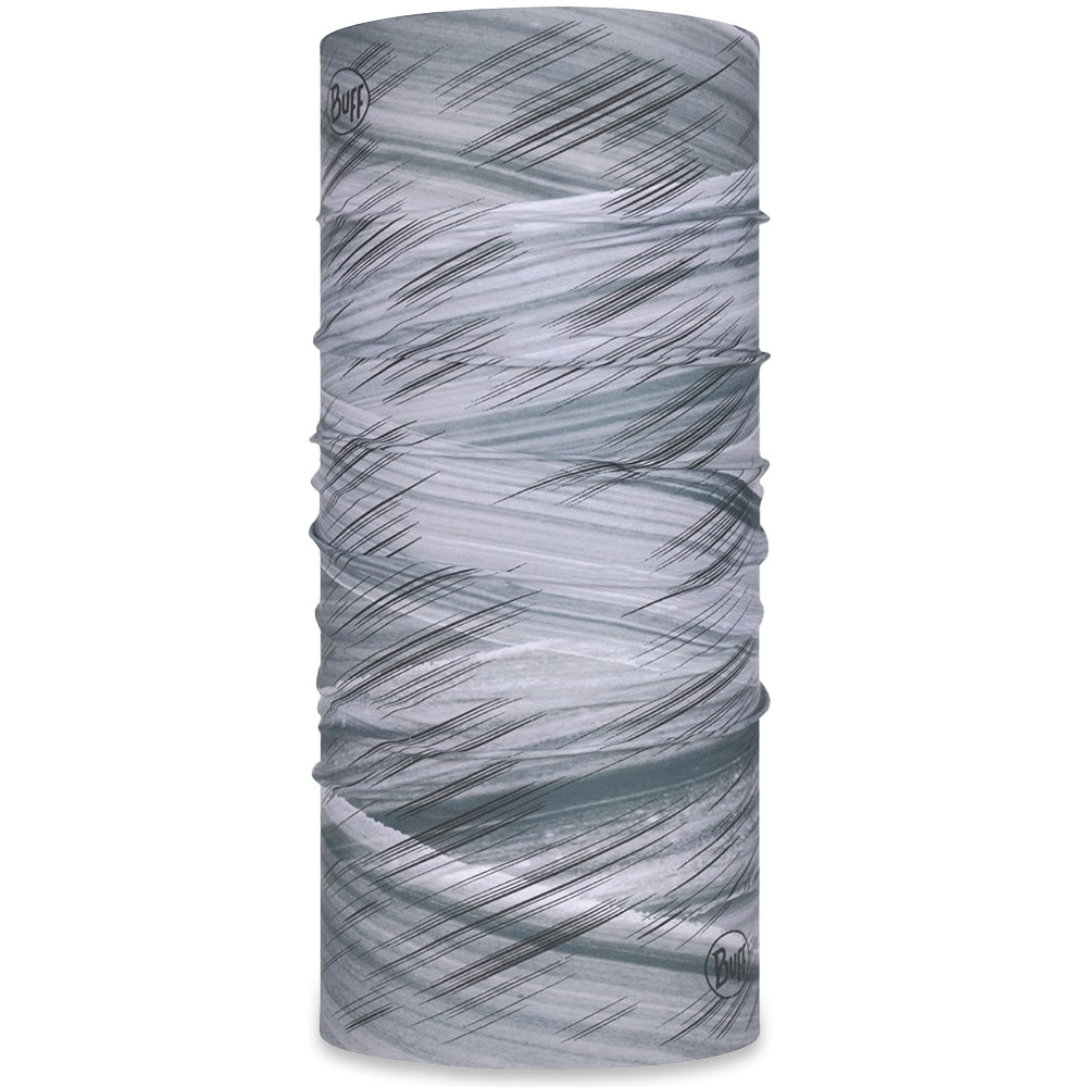 Buff Reflective Neckwear Speed Grey
