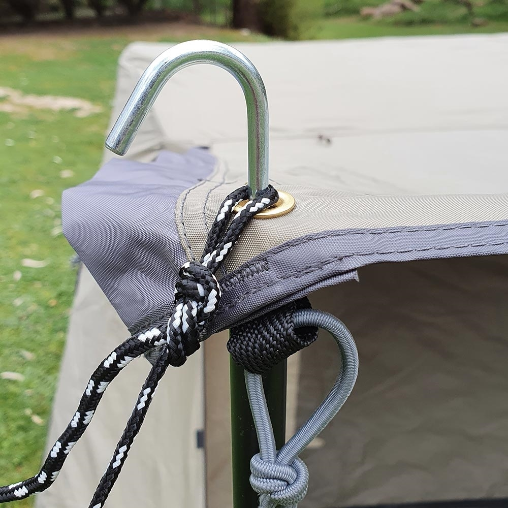 Coleman Swagger Instant Up 2P Tent - Awning Hook