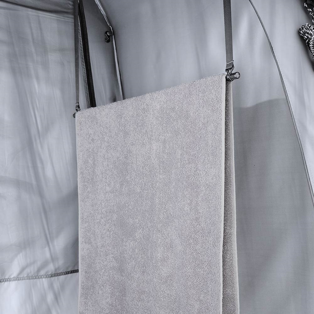 Coleman Instant Up Double Ensuite Tent - Towel holder