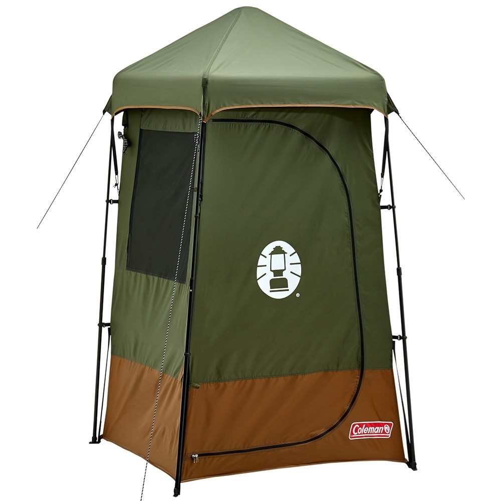 Coleman Instant Up Single Ensuite Tent - With flysheet