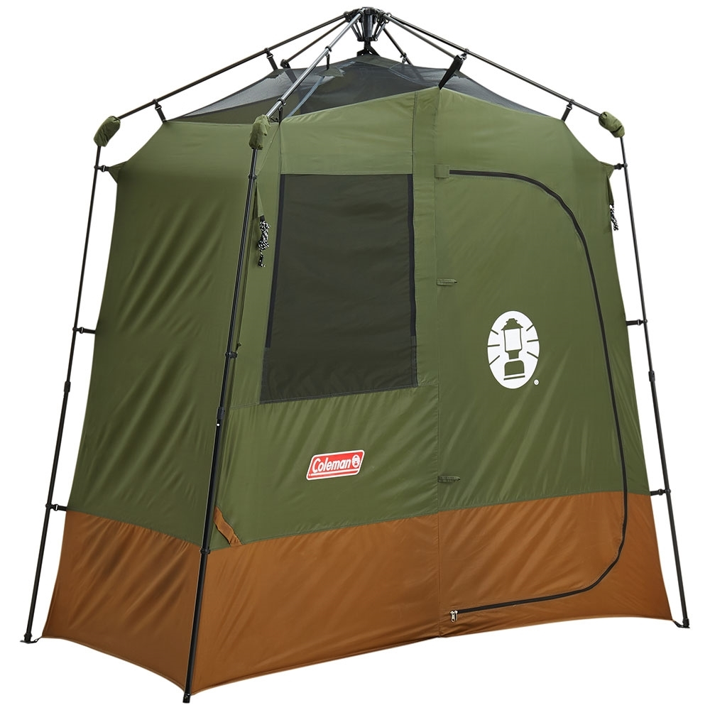 Coleman Instant Up Double Ensuite Tent - Without flysheet