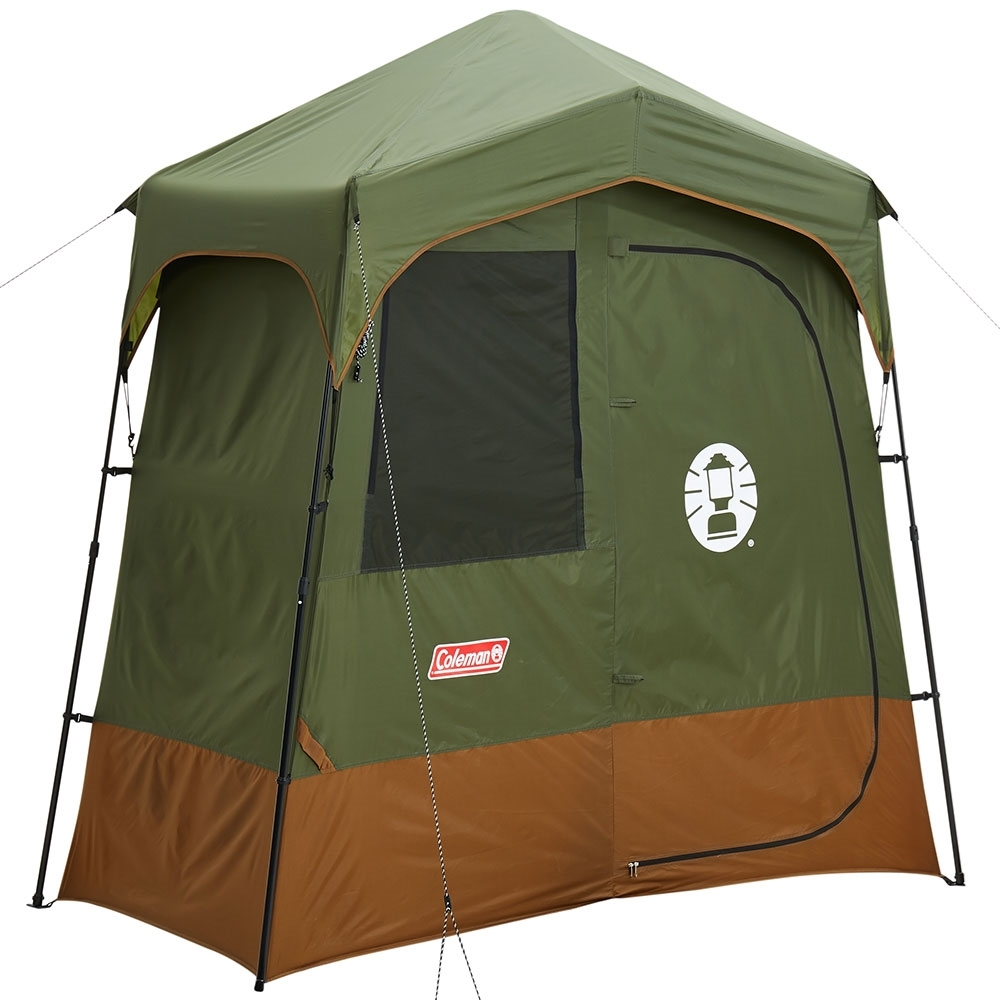 Coleman Instant Up Double Ensuite Tent - With flysheet