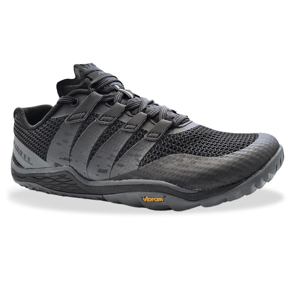 Merrell Trail Glove 5 Wmn's Shoe Black Black