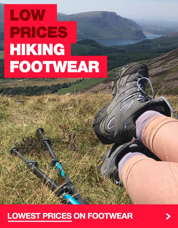 Low prices on hiking & bush walking footwear