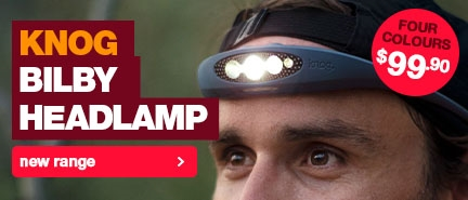 Buy your Knog Bilby Headlamp at the lowest prices