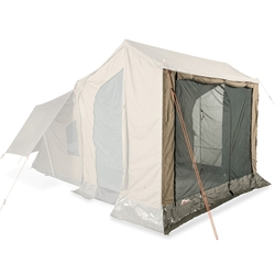 Oztent RV Plus Front Panel