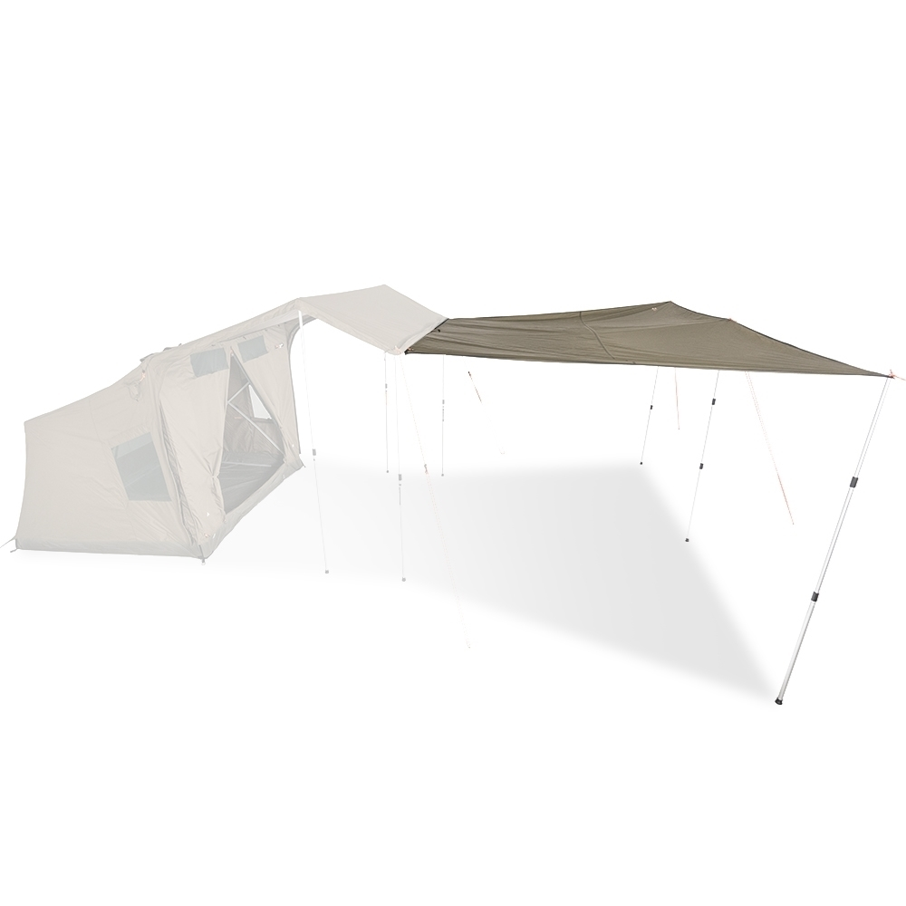 Oztent RV Plus Zip-In Tarp Extension