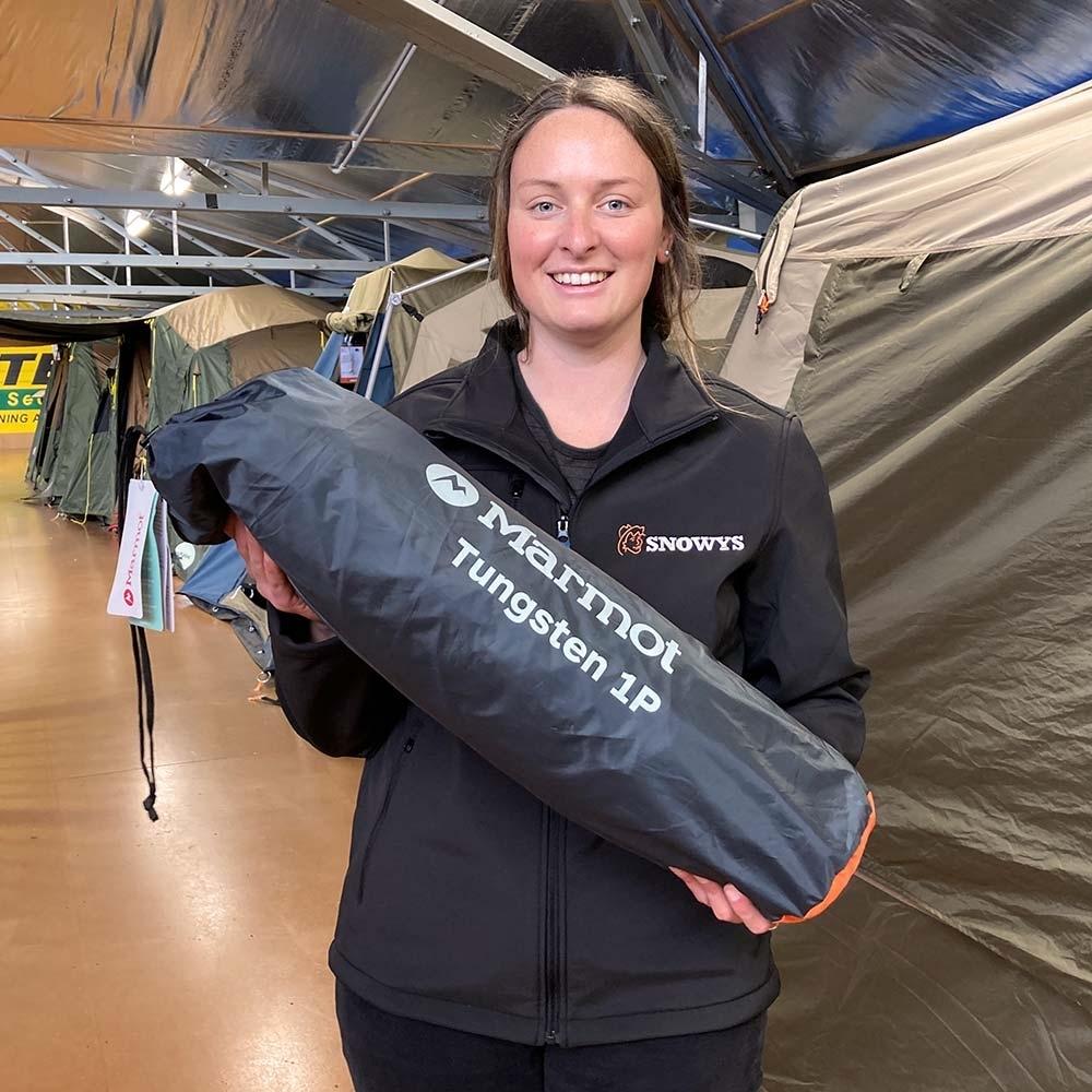 Marmot Tungsten 1P Hiking Tent