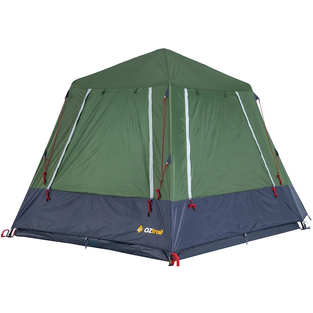 OZtrail Fast Frame 4 Person Tent - Rear & side windows