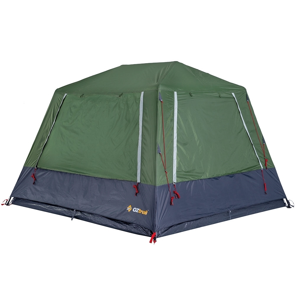 OZtrail Fast Frame 6 Person Tent - Rear & side windows
