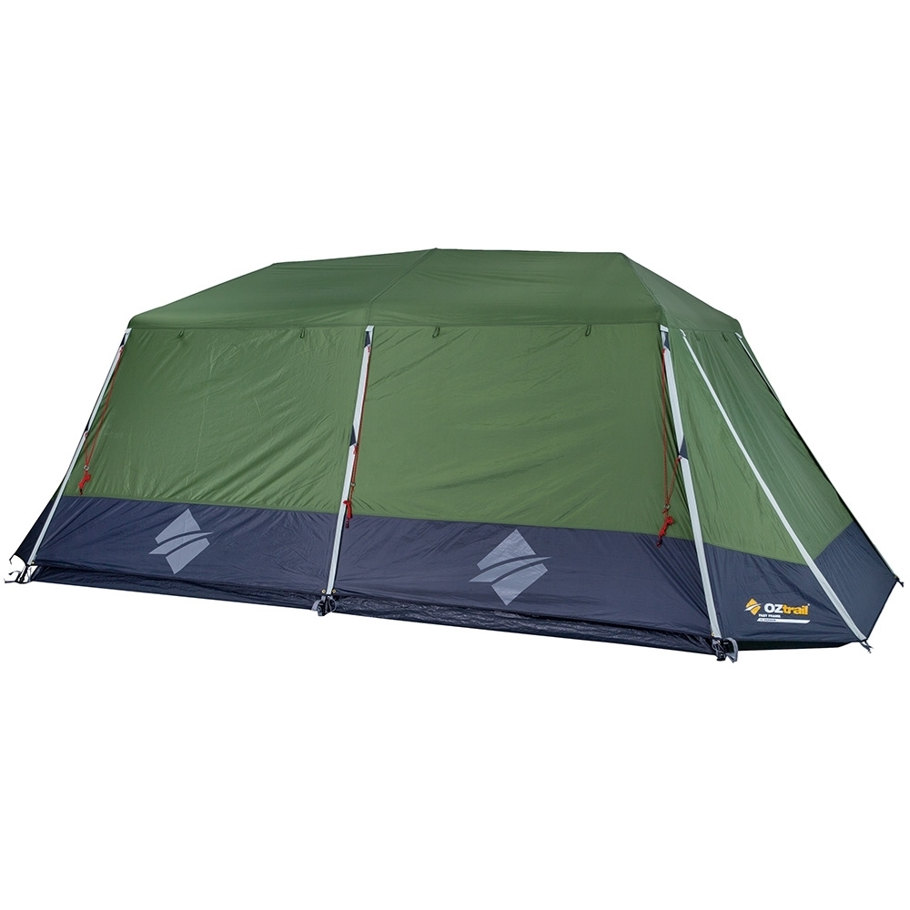 OZtrail Fast Frame 10 Person Tent - Rear & side windows