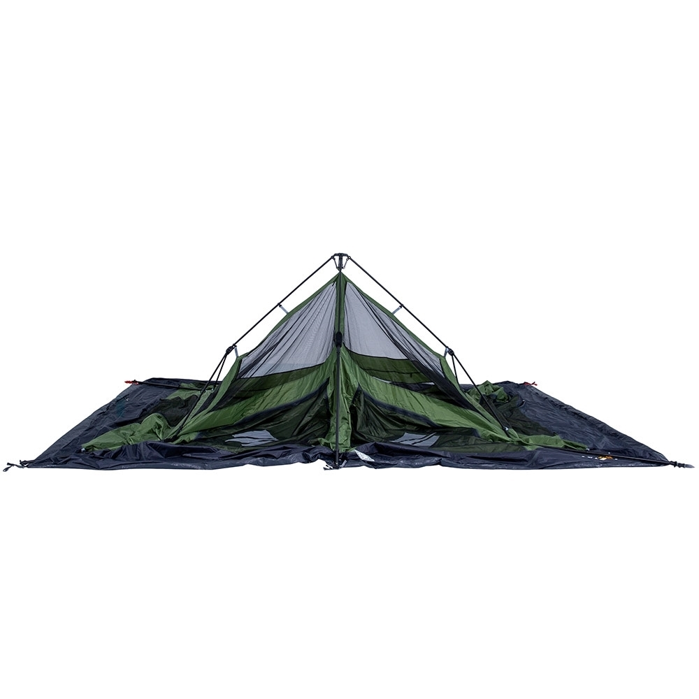 OZtrail Fast Frame 10 Person Tent - Fast Frame set up