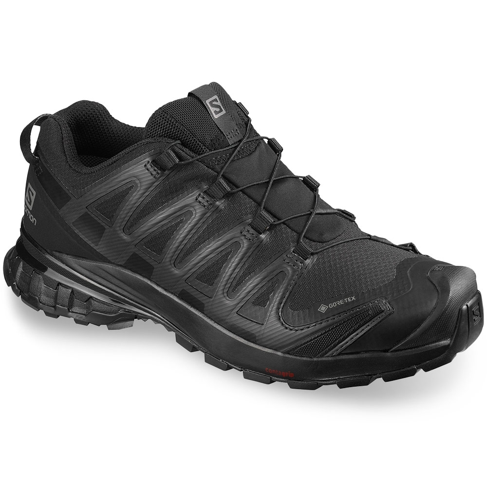 Salomon XA Pro 3D v8 GTX Wmn's Shoe Black Black Phantom
