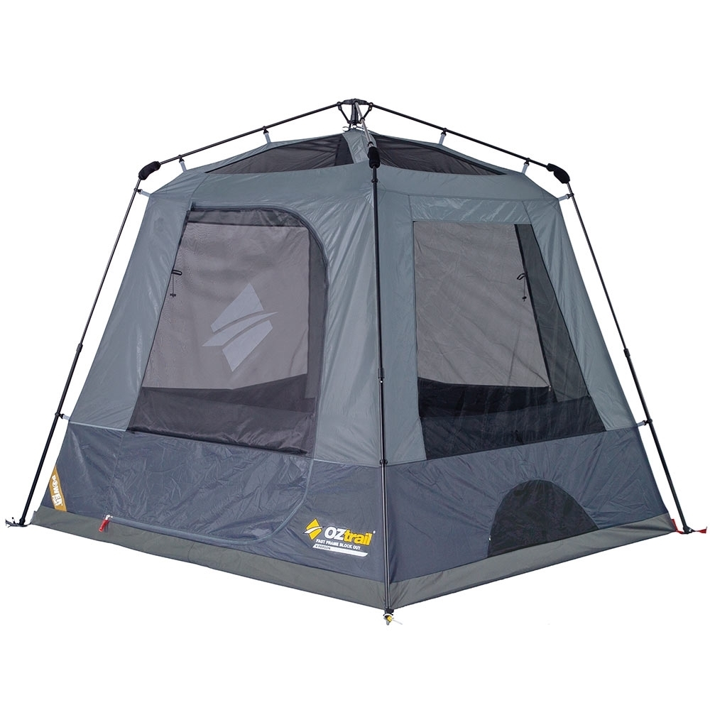 OZtrail Fast Frame BlockOut 4 Person Tent -	Inner