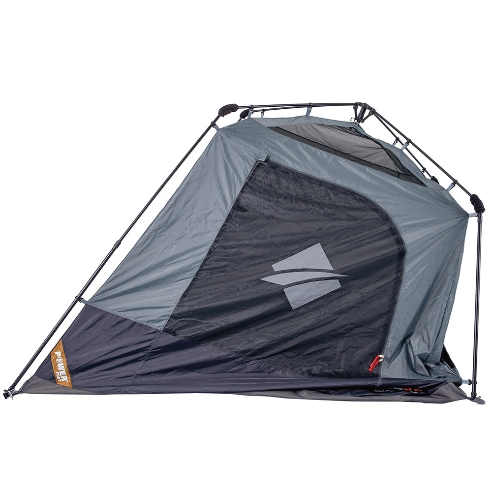 OZtrail Fast Frame BlockOut 4 Person Tent -	Fast Frame set up