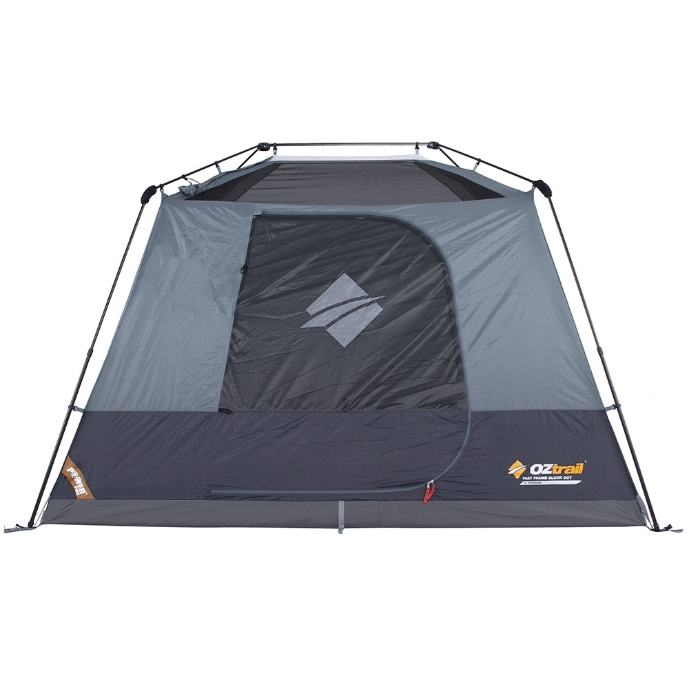 OZtrail Fast Frame BlockOut 6 Person Tent - Freestanding frame design