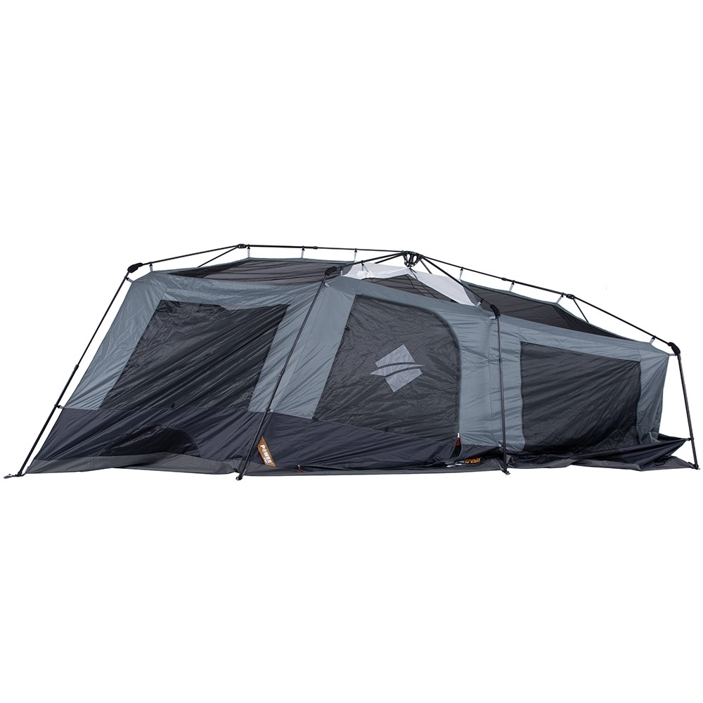 OZtrail Fast Frame BlockOut 10 Person Tent - Fast Frame set up