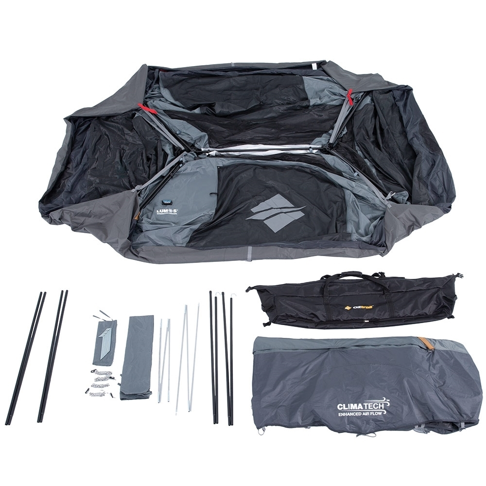 OZtrail Fast Frame Lumos 6 Person Tent - Inclusions