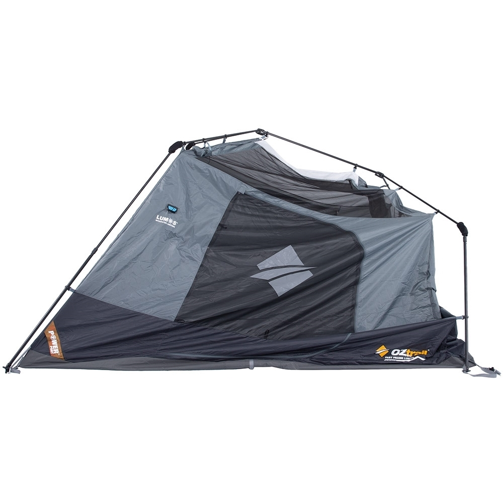 OZtrail Fast Frame Lumos 6 Person Tent - Fast Frame set up