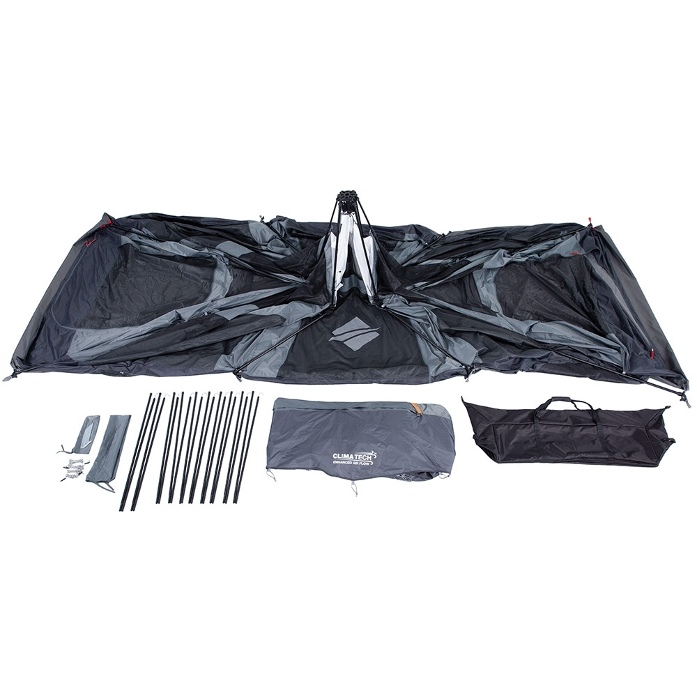 OZtrail Fast Frame Lumos 10 Person Tent - Inclusions