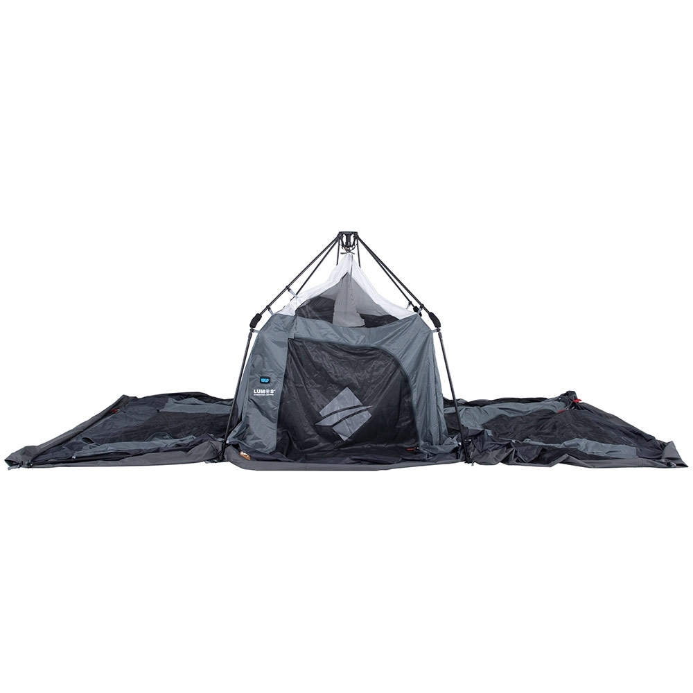OZtrail Fast Frame Lumos 10 Person Tent - Fast Frame set up