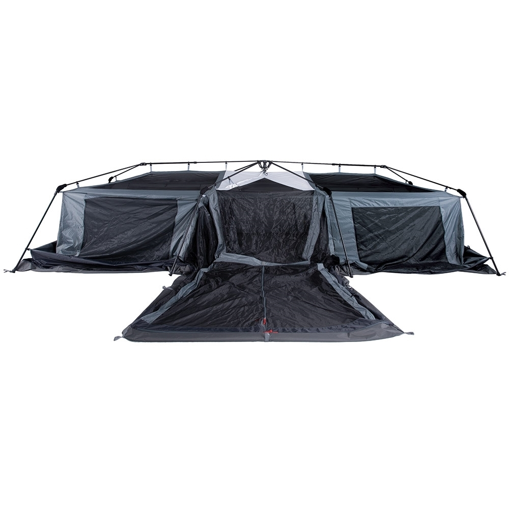 OZtrail Fast Frame Lumos 12 Person Tent - Fast Frame set up