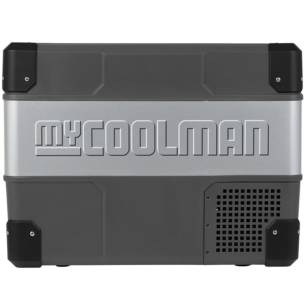 myCOOLMAN	CCP44 Portable Fridge/Freezer 44L - Robust corners for protection