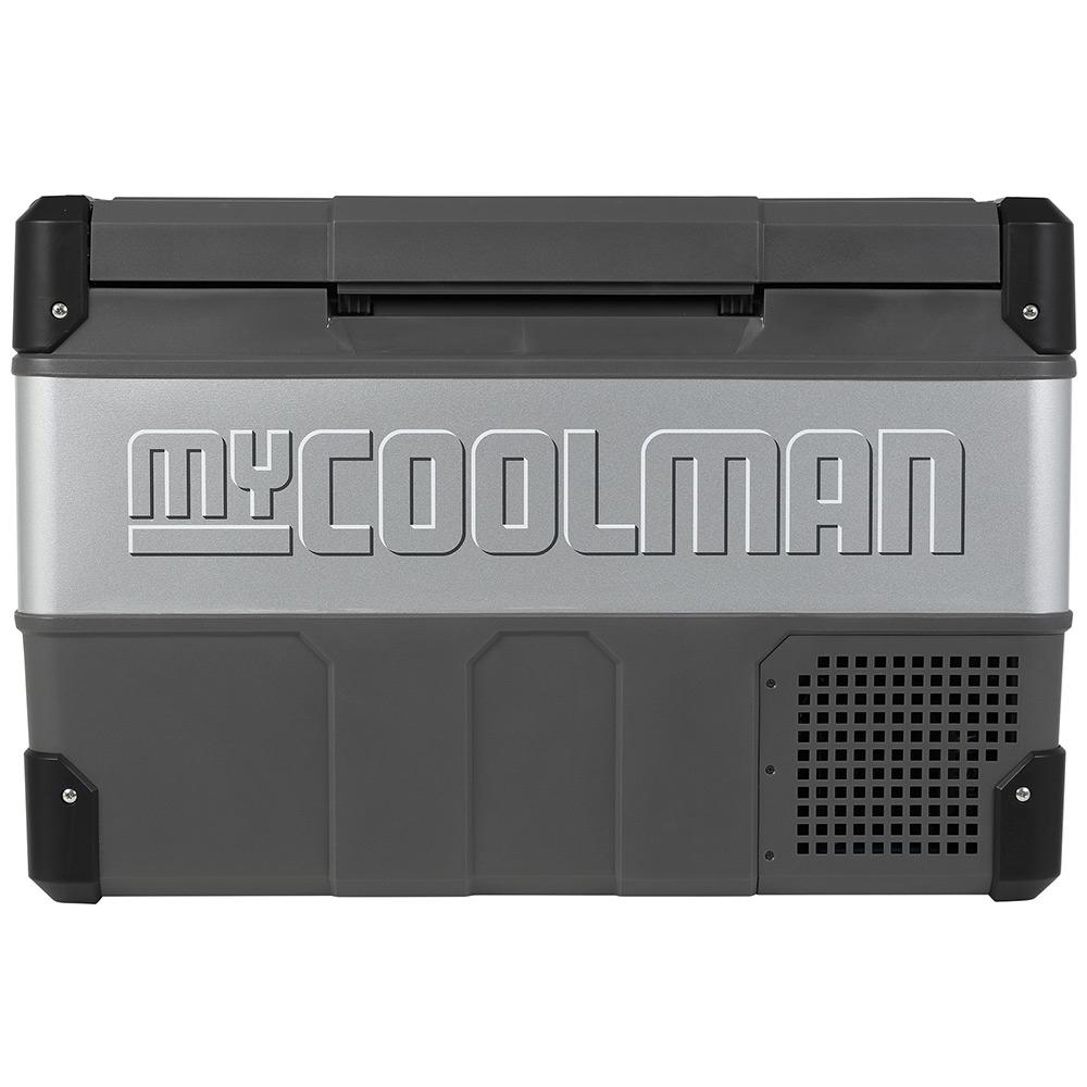 myCOOLMANCCP60 Portable Fridge/Freezer 60L - Robust corners for protection