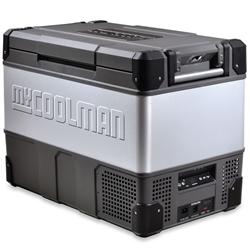 myCOOLMANCCP73 Portable Fridge/Freezer 73L
