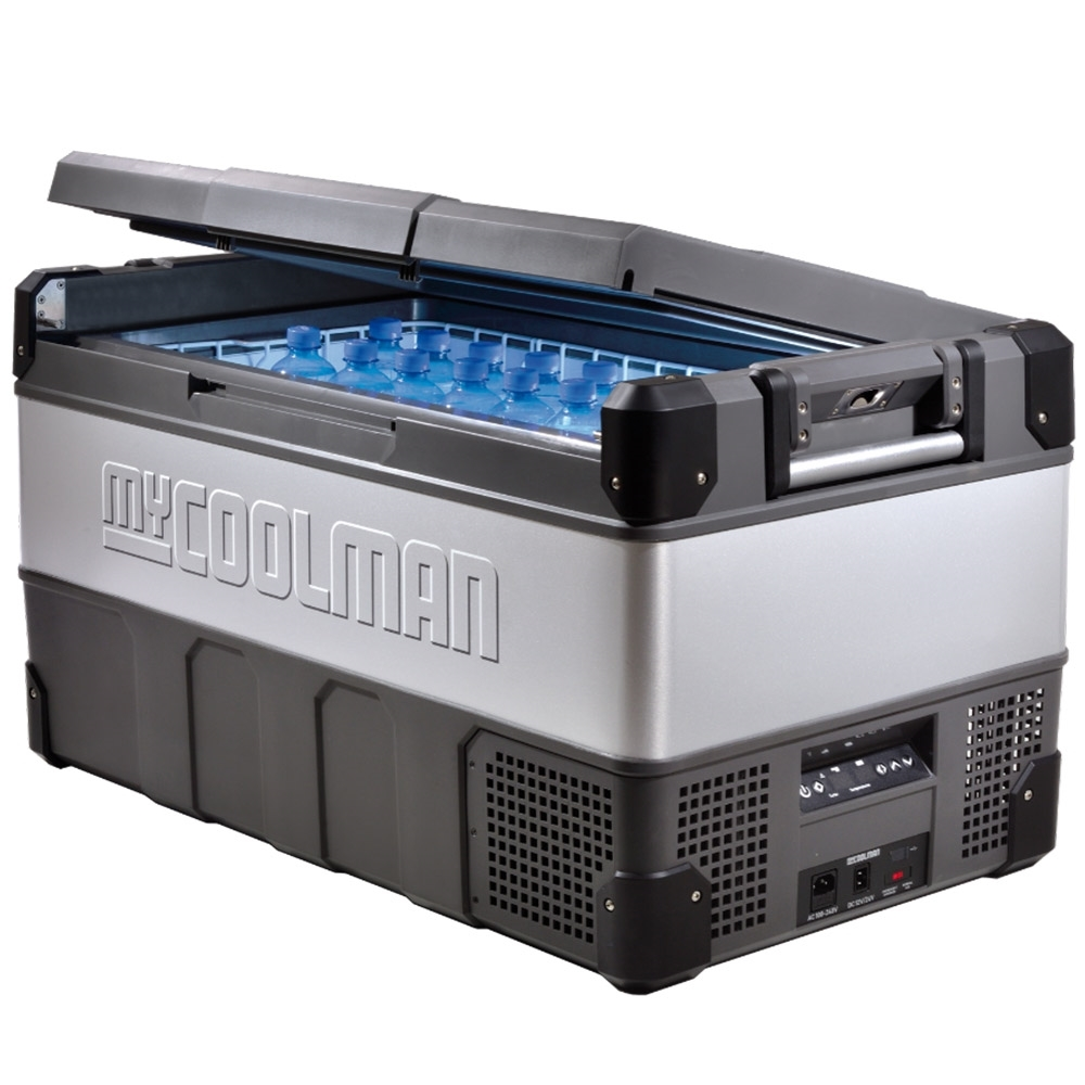myCOOLMAN	CCP105 Portable Fridge/Freezer 105L - Single zone, massive and powerful