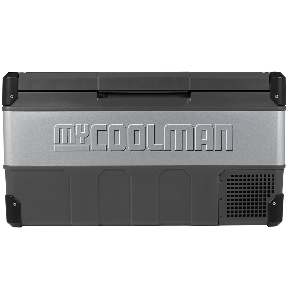 myCOOLMAN	CCP105 Portable Fridge/Freezer 105L - Robust corners for protection