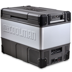myCOOLMAN	CCP69DZ Dual Zone Portable Fridge/Freezer 69L